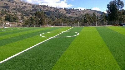 césped artificial para campos de futbol deportivo profesional y entrenamiento